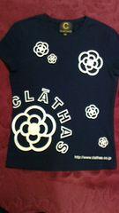 美品 CLATHAS クレイサス トップス Tシャツ カメリア 38