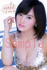 【送料無料】NMB48 山本彩 写真5枚セット<サイン入> 06