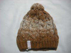 mb490 男 RIP CURL リップカール ボンボン付き ニット帽