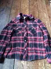 新品 true religion ネルシャツ sizeS 110