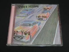 宇多田ヒカル/For You/タイム・リミット [Single, Maxi]