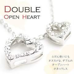 �����d�˂遙DOUBLE OPEN HEARTȯ�ڽ��
