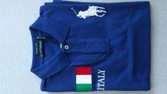 激安58%オフビックポロ、ラルフローレン、半袖ポロシャツ3(新品タグ、青、XL)