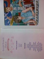 ☆テニスの王子様☆スペシャルブロマイドPart. 16☆不二周助&河村隆☆