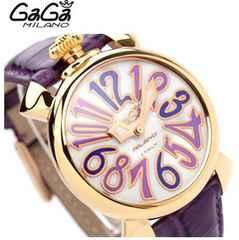 ガガミラノ GAGA MILANO 腕時計 マヌアーレ40MM ユニセックス