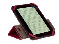 Kindle Fire HD 7インチ用 マイクロファイバーレザーケース RP
