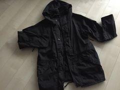 ノーリーズNOLLY'S購入 のフード付き防寒おしゃれジャケット