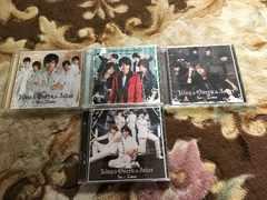 King&Queen&Jacketセット★sexy zoneCD+DVD付き初回限定版含