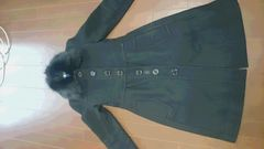 BURBERRYブルーレーベル☆ブラックコート