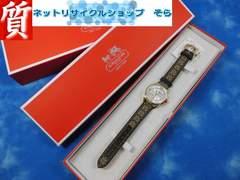 質屋☆本物 コーチ 腕時計 シグネ レディース 未使用品