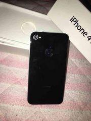 iPhone4s Black 32GB 中古 送料込み