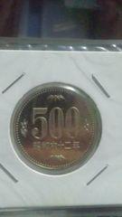 昭和62年500円 特年 プル-フ 完全未使用