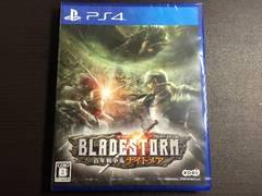 PS4 ブレイドストーム 百年戦争&ナイトメア 新品即決!