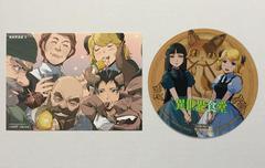 送料82円発送可【異世界食堂】非売品コースター+カードセット