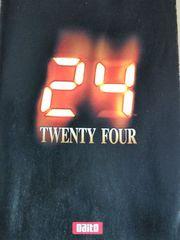 【パチスロ 24−TWENTY FOUR−】小冊子