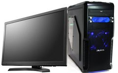 27�t��,4770K,�u���[���C,2TB,16GB,GTX960,�n�f�W,SSD ����,OS�t