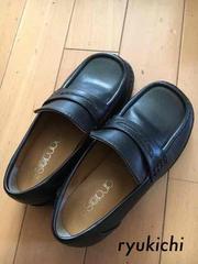 入学式*卒業式*フォーマル*子供革靴*18�p