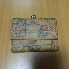 プリマクラッセ♪ガマ口財布ウォレット韓国免税店購入確実正規品