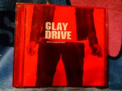 GLAY「DRIVE-complete BEST-」ベスト/2枚組