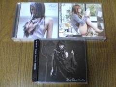 倖田來未CD+DVD アルバム3枚セット
