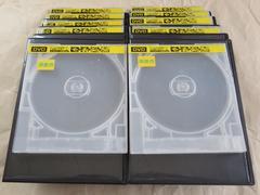中古DVDケース10本 スリムケース レンタル用ケース