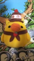 東方神起(ゆの)キイロイトリ いちごマスコット