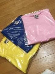 PROCLUB  無地Tシャツ3枚セットサイズ4XL  黄色ピンク青  �G