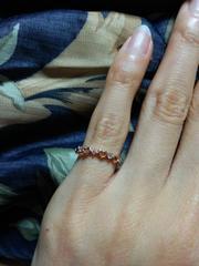 キスTHEKISSピンキーリング指輪ハート