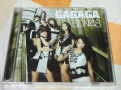 CD�{DVD SDN48 GAGAGA Type-A