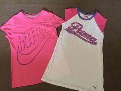 NIKE Puma Tシャツ サイズ130