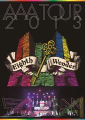 �V�i���J�� AAA TOUR 2013 Eighth Wonder DVD