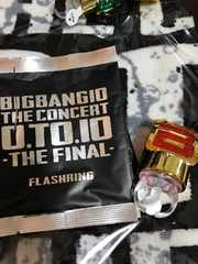 BIGBANG0.TO.10 THE FINAL LIVE フラッシュリングSOLソル