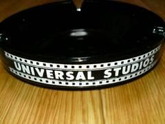 ユニバーサルスタジオ UNIVERSAL STUDIOS 陶磁器製灰皿