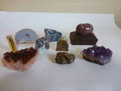 天然石・8点まとめて・小粒の石・映像より