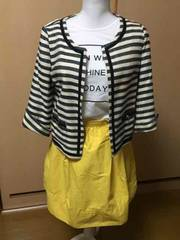 ROPE PICNIC☆多部ちゃん着用の黄色いスカート☆ワンコイン