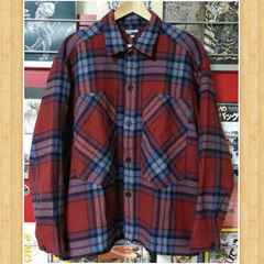Paul Smith JEANS ポールスミス ウールシャツ L 美品 日本製