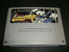 SFC アースライト ルナ・ストライク / スーパーファミコン ルナストライク