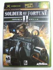 (XB)SOLDIER OF FORTUNE�Q DOUBLE HELIX/�ټެ����̫���݁�ڱ!