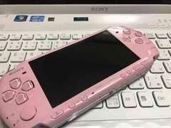 PSP-3000 ブロッサムピンク