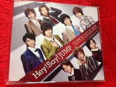 Hey!Say!JUMP SUPER DELICATE 通常盤