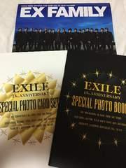 EX FAMILY���&EXILE15��N�X�y�V�����t�H�g�u�b�N&�J�[�h�Z�b�g