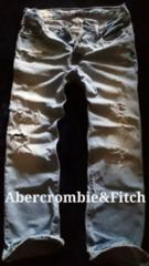 �yAbercrombie&Fitch�z��� Vintage ��۲�ްݽ� 32/ײij����