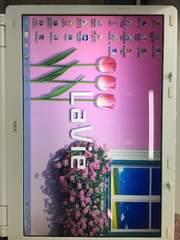 NEC LL570/K Windows 8 ジャンク