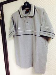 カンタベリー半袖ポロシャツ