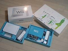 Wii・ホワイトセット・完品+Wii fit+FitPlusセット