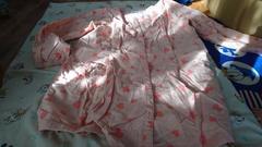 中古品出産パジャマ