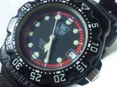 2586復活祭★TAGHEUERタグホイヤー☆フォーミュラーシリーズフルブラックメンズ腕時計