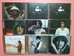 赤西仁 CD 9枚セット 初回限定盤 DVD付き 通常盤