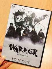TEAM NACS ���� WARRIOR DVD��