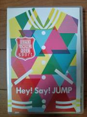 Hey!Say!JUMP「LIVE TOUR 2014 smart」通常盤 オマケ付き